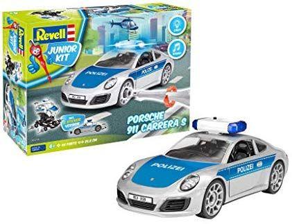 Revell Porsche 911 Polizei (00818) [Amazon Prime]
