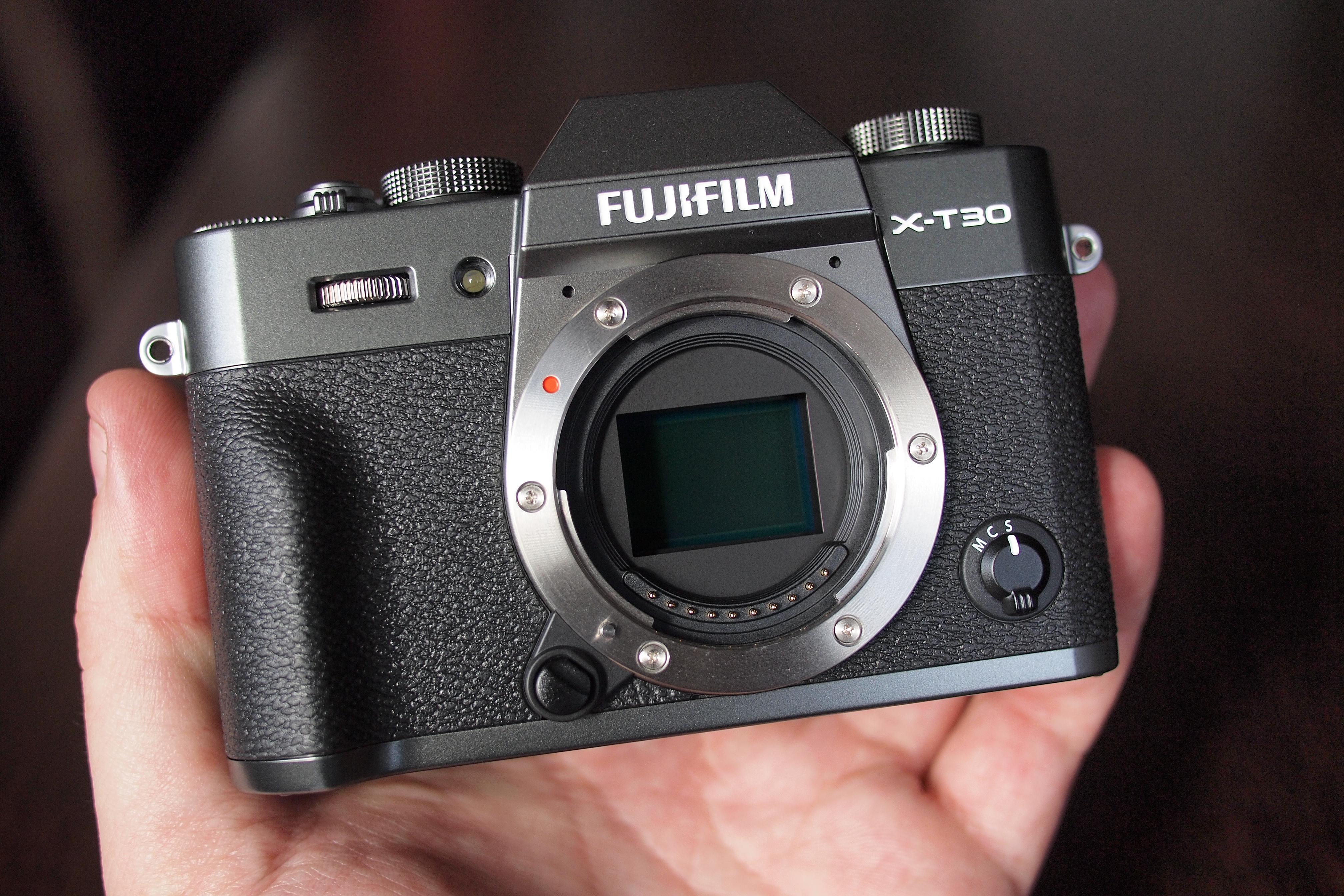 Fujifilm X-T30 Body für 568€ durch cashback aus England