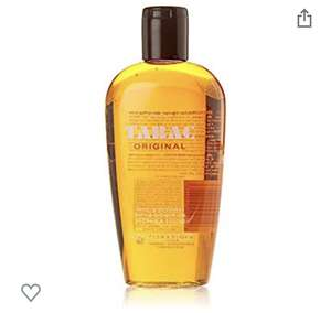 Tabac Original Shower Gel for Men [amazon prime]