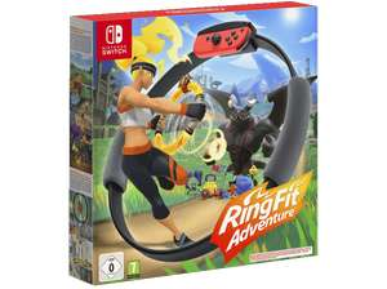 Ring Fit Adventure Switch Nintendo - 52,99€! MediaMarkt + Paydirekt sogar noch 10€ weniger!