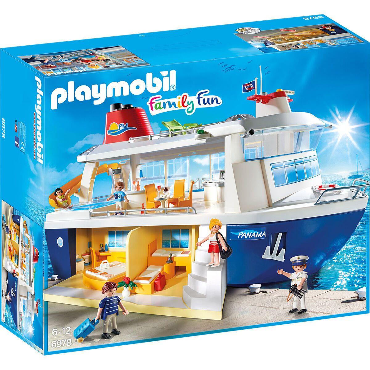 Playmobil Kreuzfahrtschiff (6978) für 59,50