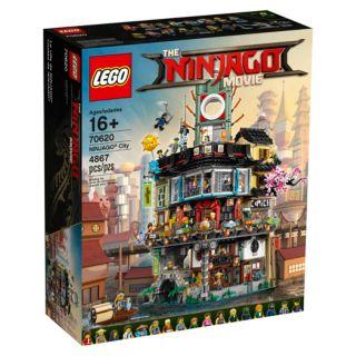 LEGO Ninjago City 70620 für 209,99 Euro