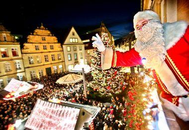 Bielefeld Gratis ÖPNV am 11. & 18.12 + für Abo-Kunden ein gratis Glühweingutschein kostenlos