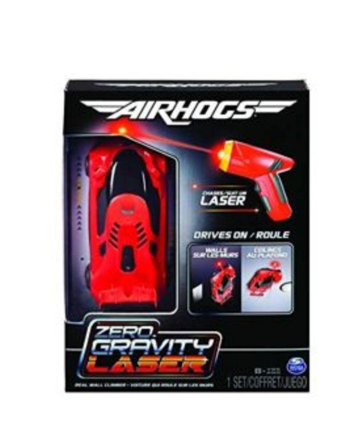 Air Hogs 6054126 - Zero Gravity Laser Racer Rennwagen