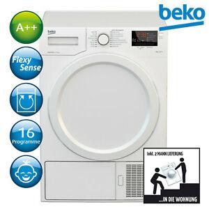 Wärmepumpentrockner A++ Beko DS8433PA0 8kg