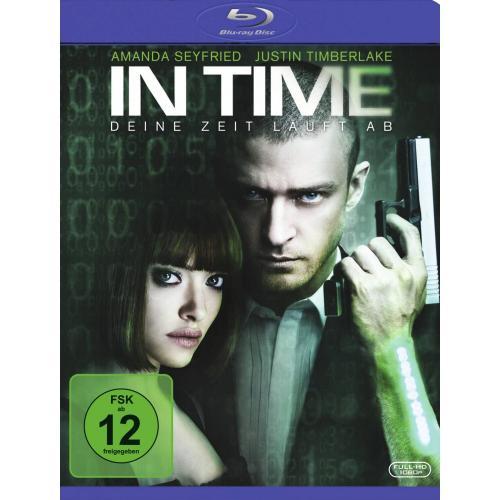 In Time – Deine Zeit läuft ab [Blu-ray] – 8,90€ inkl. Versand @ Amazon