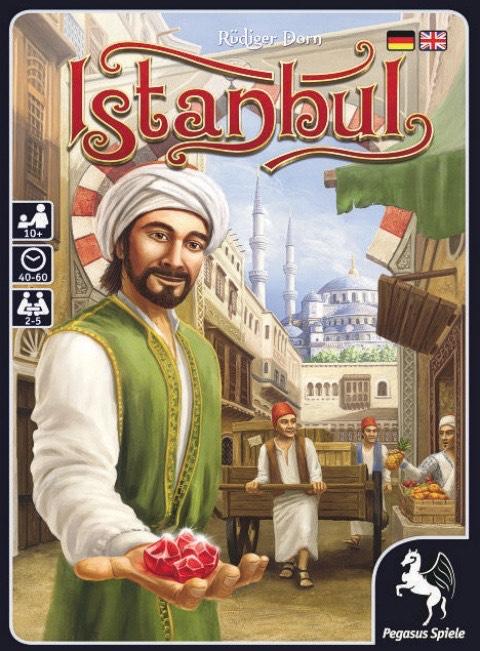 [Amazon.de] Brettspiel Istanbul für 15.99€
