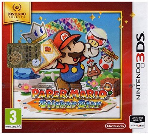 Paper Mario: Sticker Star (3DS) für 13,78€ (Amazon IT)