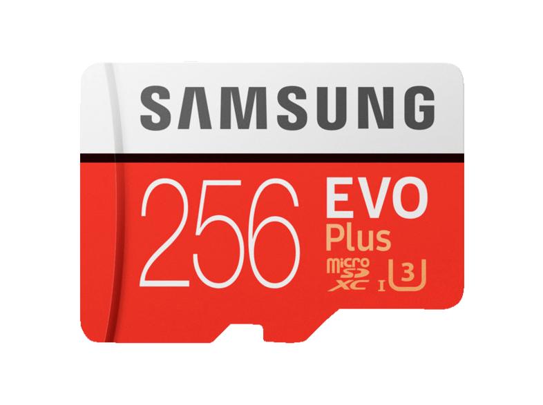 Samsung EVO Plus MicroSD 256 GB - Mediamarkt & Saturn