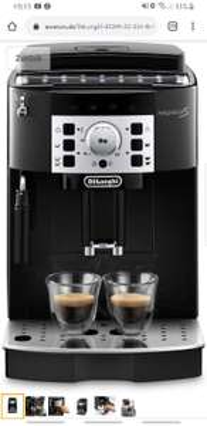 De'Longhi Magnifica S ECAM 22.110.B – Kaffeevollautomat (WHD Gut)