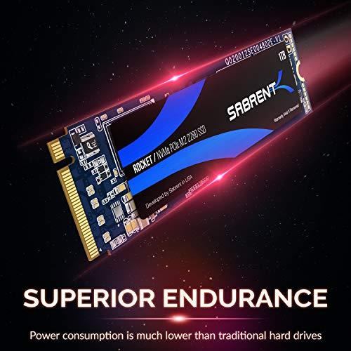 Sabrent Rocket 1TB SSD NVME