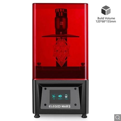 ELEGOO Mars günstiger SLA 3D-Drucker