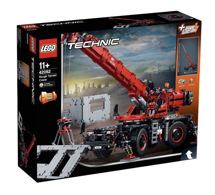 [mediamarkt] Lego Technik 42082