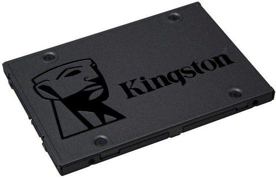 "Kingston »A400« SSD-Festplatte 2,5"" (500 MB/S Lesegeschwindigkeit) 480 GB"
