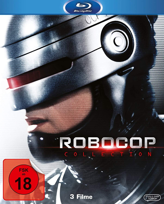 Robocop 1-3 Collection (Blu-ray) für 11,99€ versandkostenfrei (Media Markt & Amazon)
