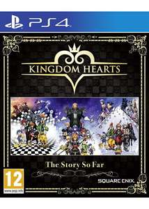 Kingdom Hearts: The Story So Far (PS4) für 18,94€ (Base.com)
