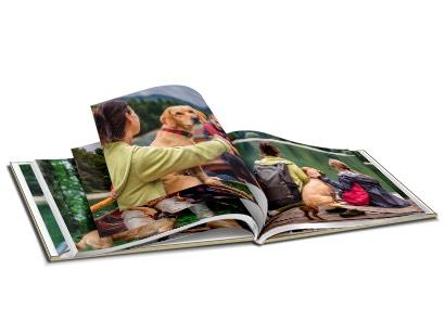 Rewe Foto A4 Fotobuch Hardcover Digitaldruck für 7.50€ + 6.90€Versand anstelle von 11,90€ + 6.90€ Versand