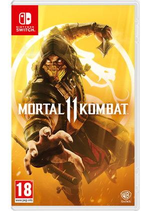 Mortal Kombat 11 (Switch) für 25,98€ (Base.com)