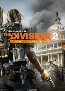 Tom Clancy's The Division 2 - Gold (Uplay) für 20€ / Ultimate für 24€ (Ubisoft) Gold für 24.99€ / Ultimate für 29.99€ (PSN/Xbox Live Gold)