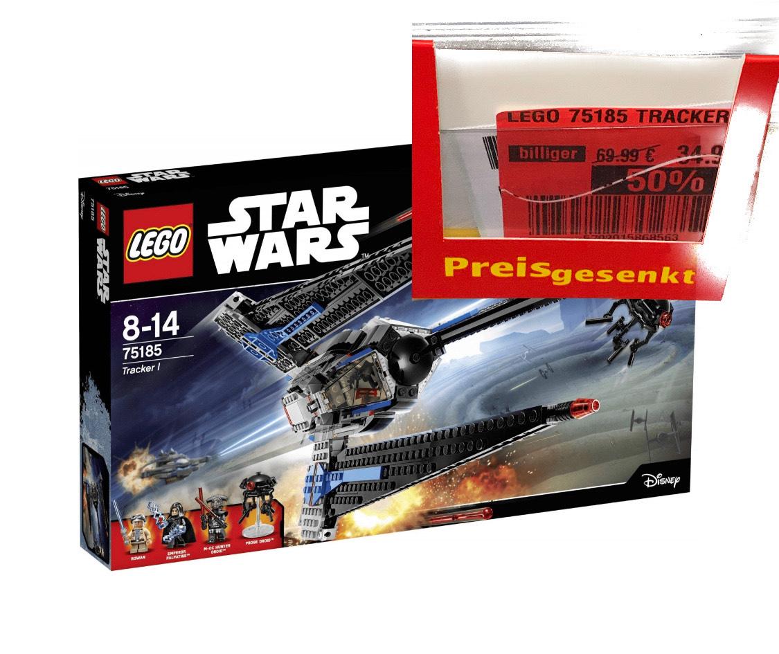 Lego Star Wars Tracker 75185 (Marktkauf Bielefeld)