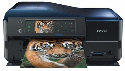 Epson Stylus PX830FWD (WiFi, Ethernet, Drucker, Scanner, Kopierer, Fax, Duplex)