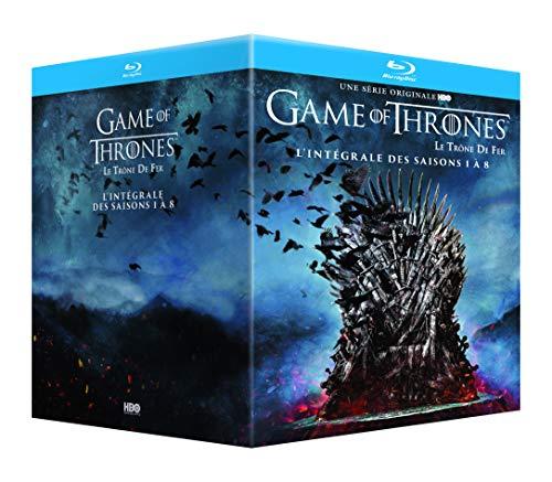 Game of Thrones Komplettbox (Amazon-FR mit deutschem Ton)