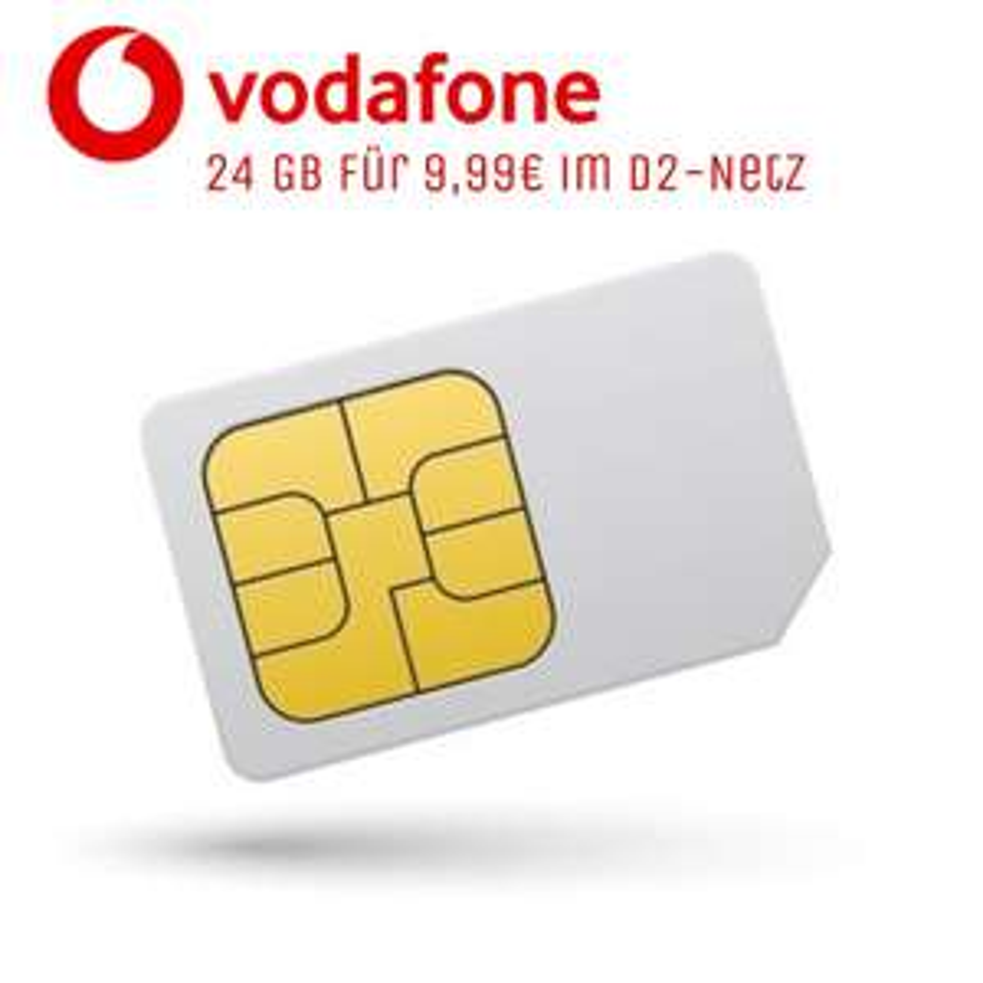 Saturn: SIM-Only-Angebote z.B. Allnet-Flat mit 24GB (Vodafone) für 9,99€ pro Monat, 6GB Telekom 4,99€ pro Monat