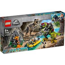 [PAYDIREKT]LEGO Jurassic World - T. rex vs. Dino-Mech (75938