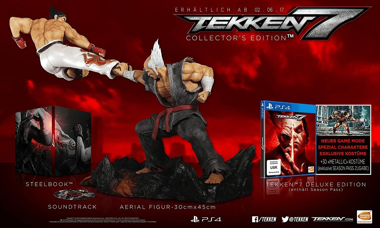 Black Friday Sale im Bandai Store - TEKKEN 7 - Collector's Edition (PS4 & Xbox One) für 59,98€