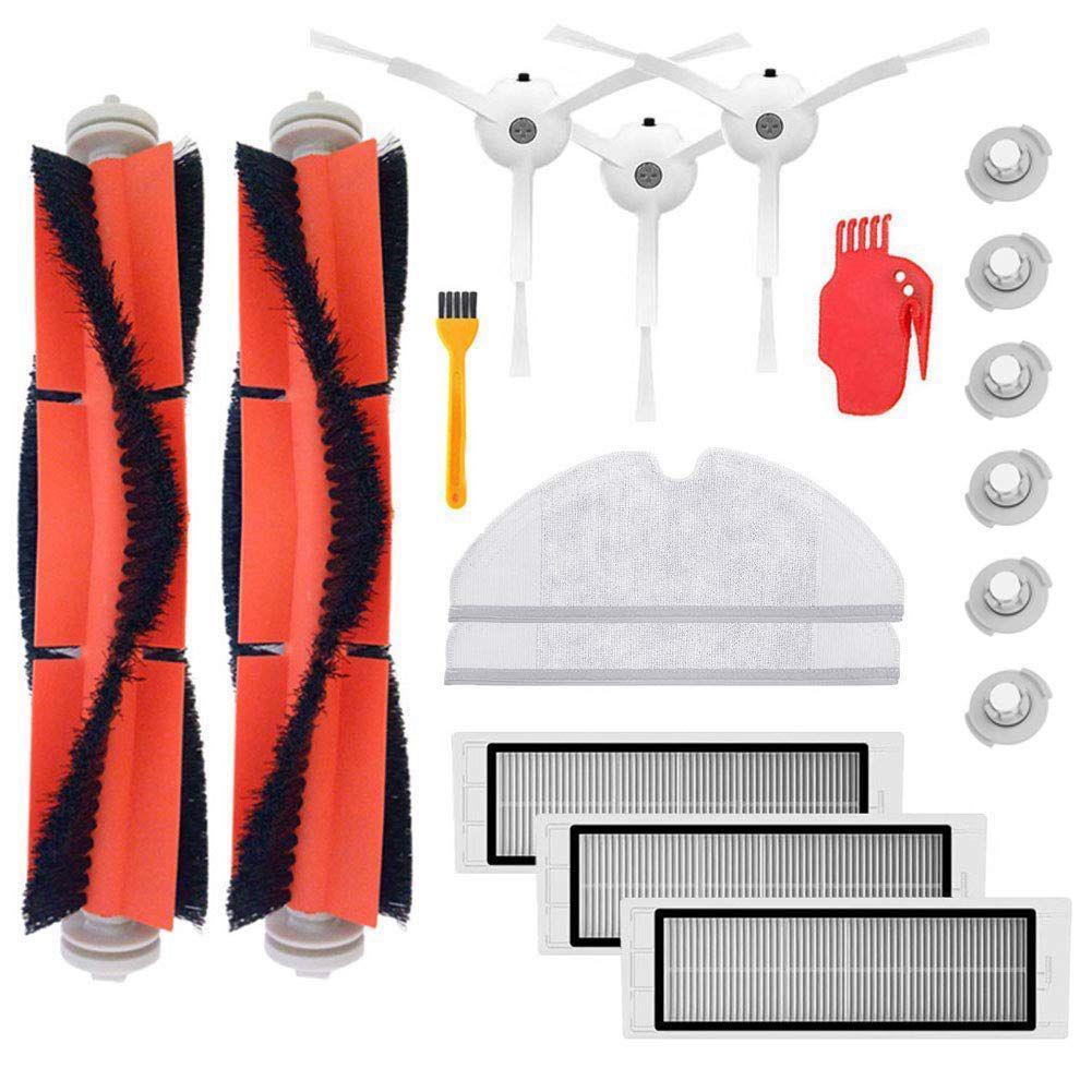 18 Ersatzteile für Roborock S50 S51 Roborock 2 Vacuum Cleaner