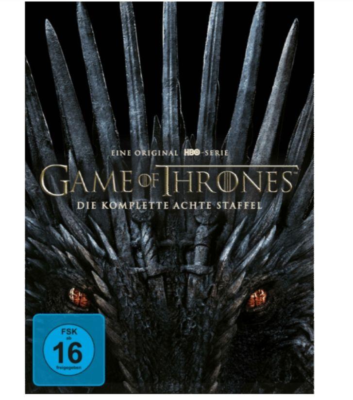 Game of Thrones Staffel 8. JETZT bei Müller