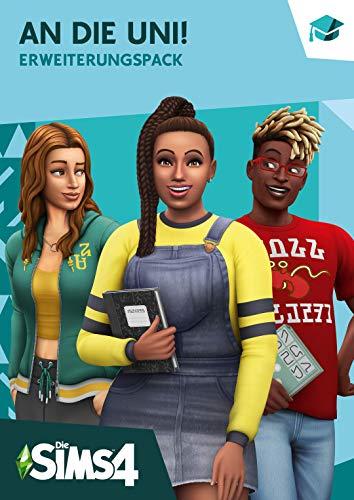 Die Sims 4: An die Uni! (Code in a box) [Amazon.de | Saturn/Mediamarkt abholen]