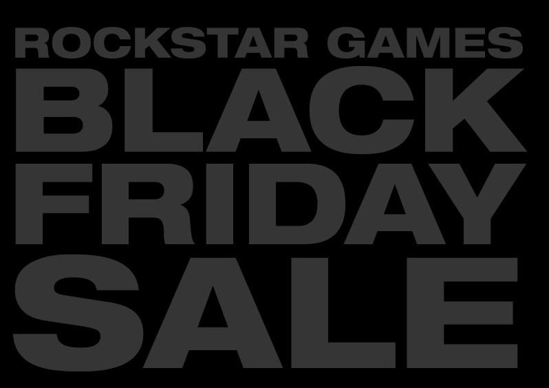 Rockstar Warehouse & Rockstar Games Launcher Black Friday bis zu 70% Rabatt bis 3.12.