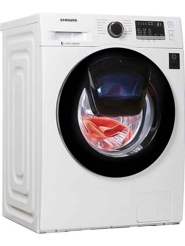 Samsung Waschmaschine AddWash
