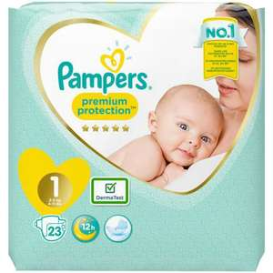 Pampers Premium Protection 1 bei Rossmann