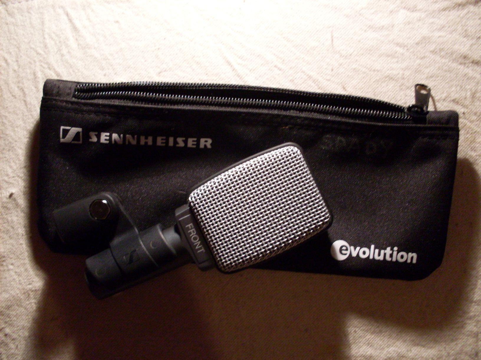 Sennheiser e609 Amp-Mikrofon