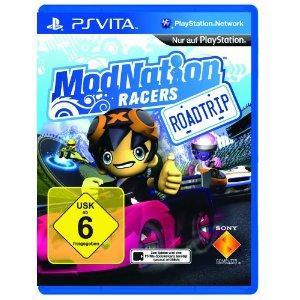[PS Vita] ModNation Racers: Road Trip für 11,98€