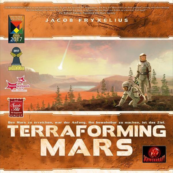 Terraforming Mars Brettspiel - BESTPREIS