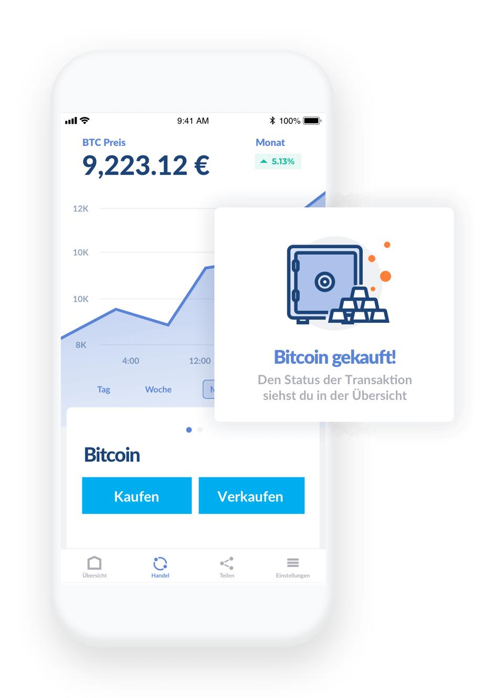 Am Cybermonday: 30€ in Bitcoin für jeden neuen Kunden - Bitwala gebührenfreies Konto und Kreditkarte