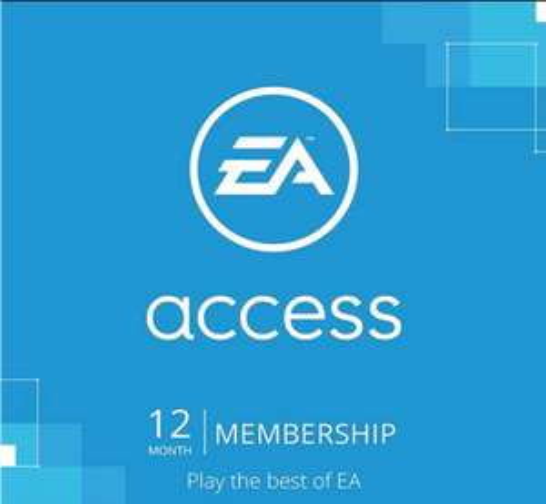 Ea Access 12 Monate Xbox