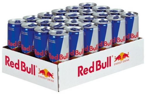 Red Bull - 1 Karton - 24 Dosen - Kaufland Süddeutschland