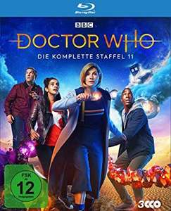 Doctor Who Staffel 11 Blu-ray