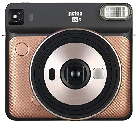 Fujifilm Instax SQ6 Sofortbild Kamera (Polaroid)