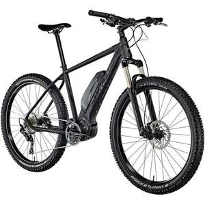 "Serious Bear Peak 27,5+"" matte black (E-Bike Fahrrad)"
