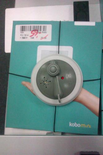 Kobo Touch 85 € - Kobo Mini 59 € - Last Minute Weihnachtsgeschenke - LOKAL Medi Max Wuppertal