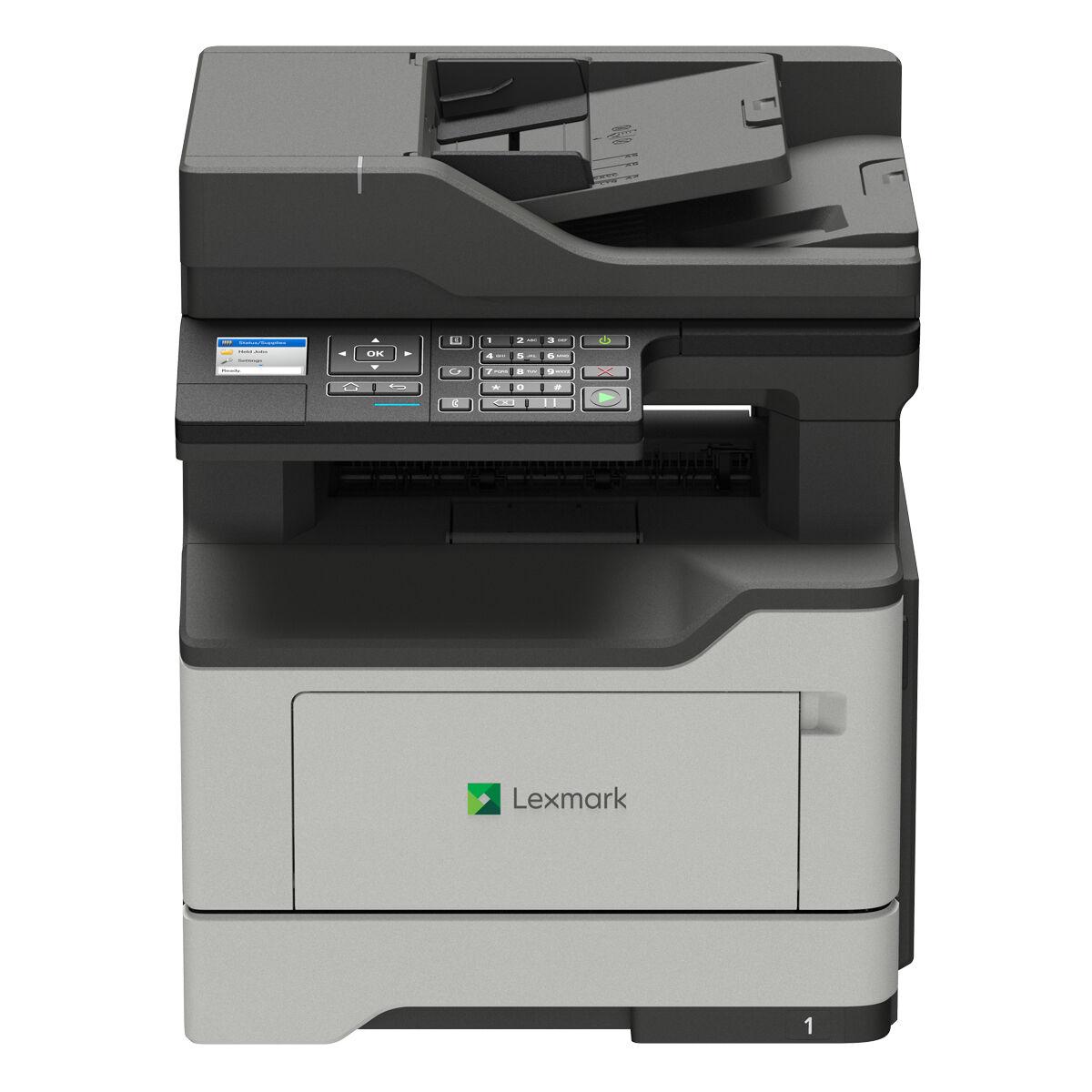 Lexmark MB2338adw (36SC650), Schwarz-Laserdrucker mit Scanner und Fax