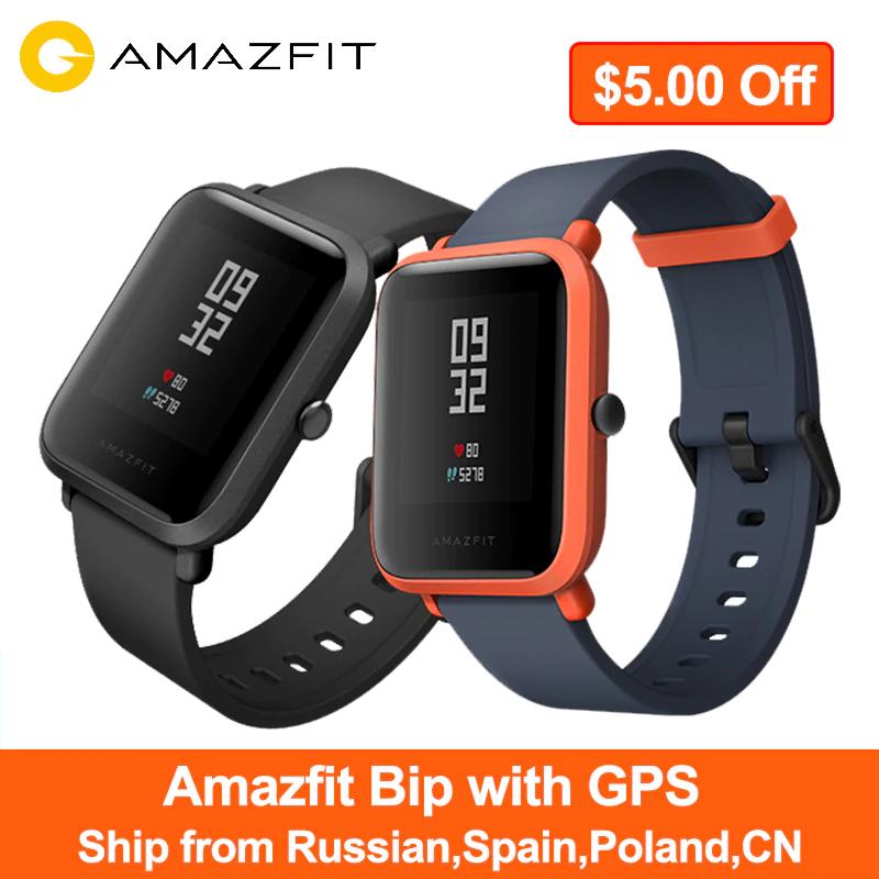 Huami Amazfit Bip GPS Smartwatch Globale Version Versand aus Spanien