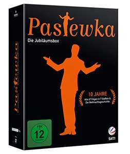 Pastewka - Jubiläumsbox Staffel 1-7 (19 DVD) (Amazon Prime)