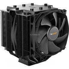 be quiet! Dark Rock Pro TR4, CPU-Kühler schwarz, Double-Tower (für Threadripper) für 59,90€ / 49,90€ mit Paydirekt