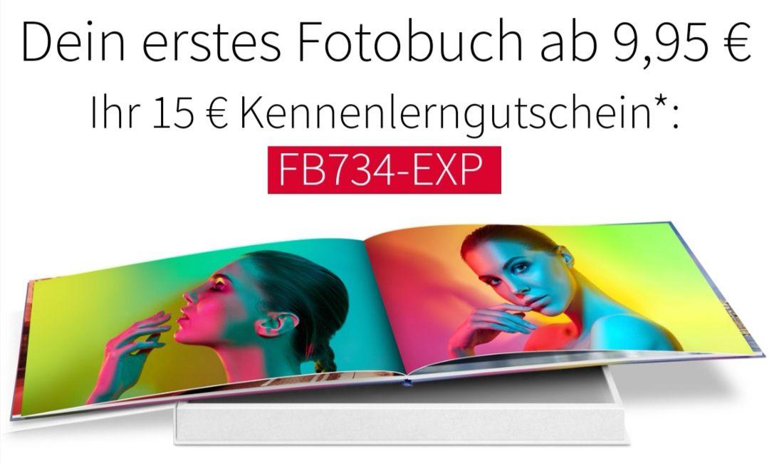 Saal Digital Fotobuch Gutschein 15€ [MBW 24,95€] oder 30€ für Professional Line [MBW 59,95€]